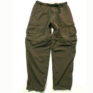REI Men's convertible hiking pants / shorts